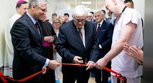 W szpitalu w Polanicy-Zdroju otwarto hybrydową salę operacyjną