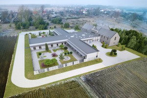 Kilkaset tysięcy złotych na budowę podlaskiego hospicjum. O pomoc zaapelował dziennikarz stamtąd