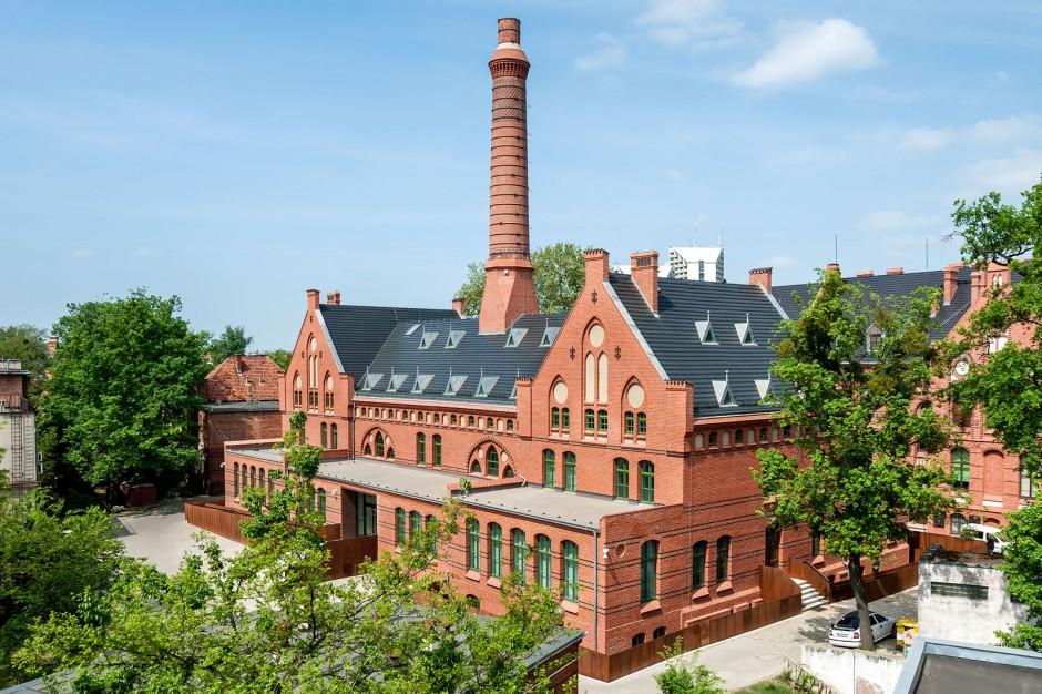 Wrocław: najstarszy szpital miejski zmienia się w apartamenty i biura