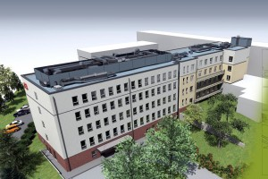 Olsztyn: 11 maja rusza kolejny etap rozbudowy szpitala dziecięcego