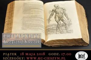 Cieszyn: książnica zaprezentuje słynne XVI-wieczne dzieło poświęcone anatomii