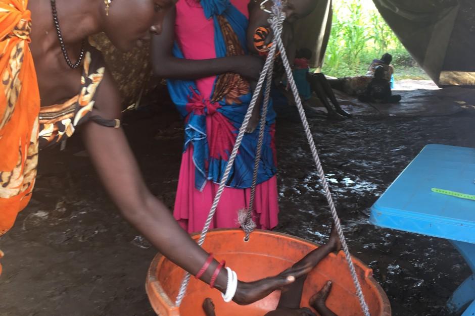 UNICEF Polska zebrała już 1,5 mln zł na leczenie dzieci w Sudanie Płd.