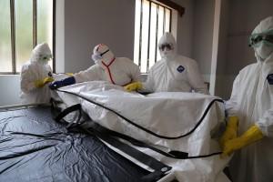 Demokratyczna Republika Konga: 15 przypadków eboli potwierdzonych jednego dnia