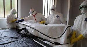 Demokratyczna Rebublika Konga: 55 osób zmarło w wyniku epidemii eboli