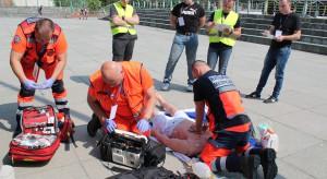 Śląskie: otwarte mistrzostwa ratowników medycznych już na finiszu