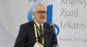 Prof. Andrzej Matyja nowym prezesem Naczelnej Rady Lekarskiej