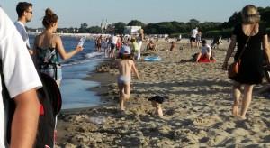 GIS: można się kąpać we wszystkich czynnych nad Bałtykiem kąpieliskach