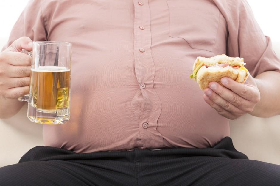 """""""Epidemia otyłości"""" częstszą przyczyną niektórych nowotworów niż palenie"""