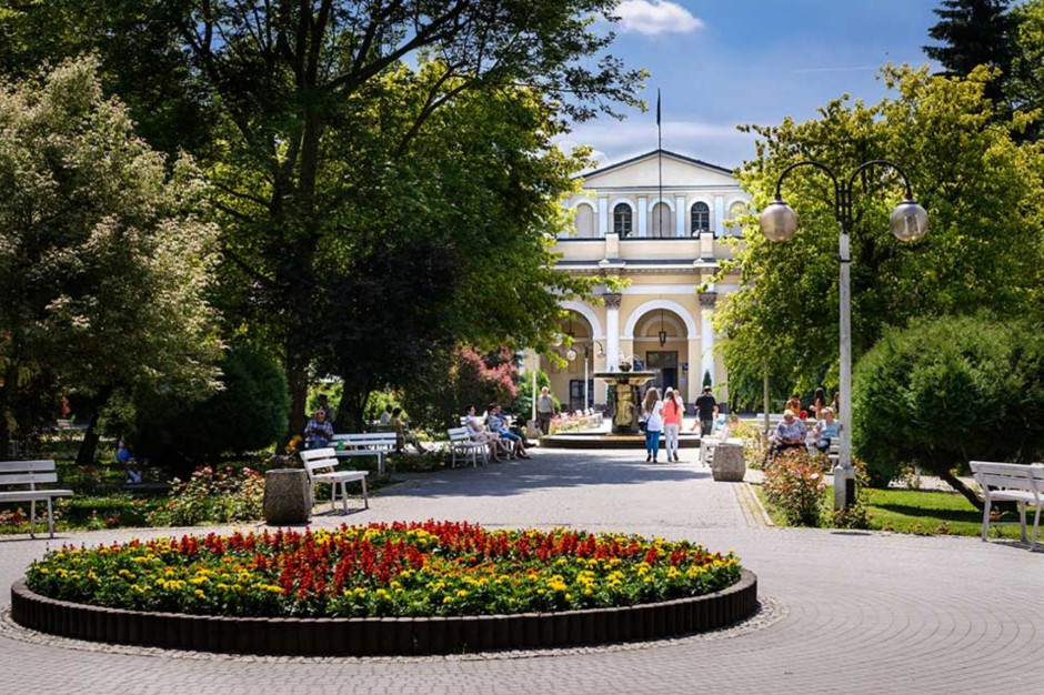 Wkrótce finał przetargu na zagospodarowanie parku zdrojowego w Busku-Zdroju