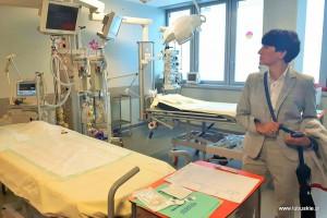 Delegacja z Lubuskiego podgląda w Paryżu szpital dziecięcy