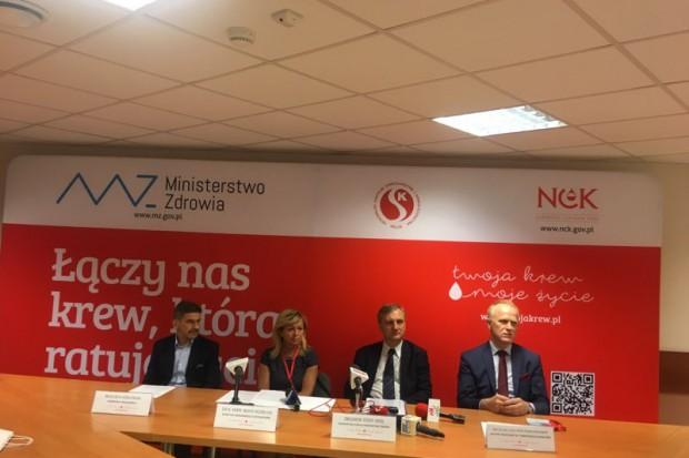 Zbigniew J. Król o honorowych krwiodawcach: powinni być inspiracją dla każdego z nas