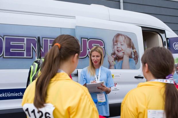 Katowice: dentyści z Czech przebadali ponad 100 niepełnosprawnych