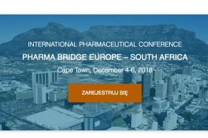 Konferencja Farmaceutyczna Pharma Bridge Europe-South Africa