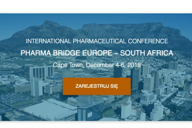 Konferencja Farmaceutyczna Pharma Bridge Europe-South Africa