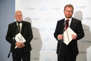 Szumowski: dodatkowe 4 mld zł w NFZ na świadczenia i podwyżki