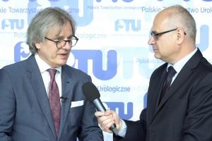 Prof. Piotr Chłosta: 48. Kongres Naukowy PTU spełnił swoje zadania edukacyjne