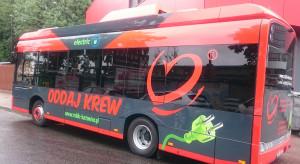 Katowice: RCKiK zaprojektowało pierwszy w Europie krwiobus o napędzie elektrycznym