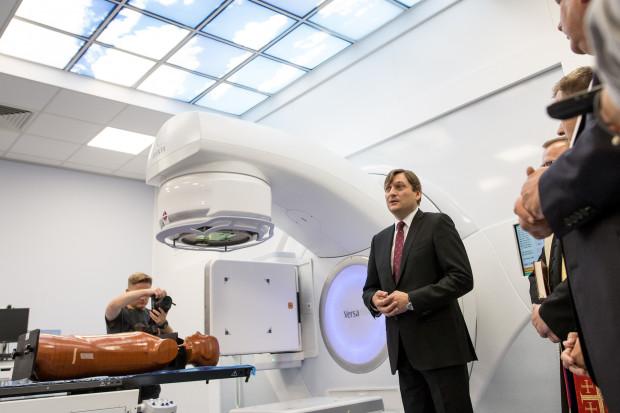 Lublin: Centrum Onkologii ma nowoczesny akcelerator do radioterapii