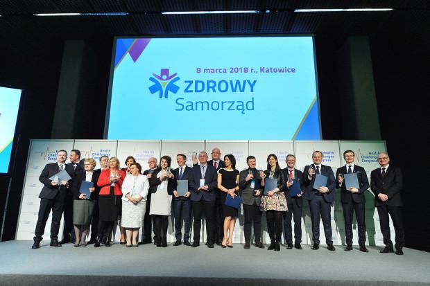 Zdrowy Samorząd: oto laureaci konkursu