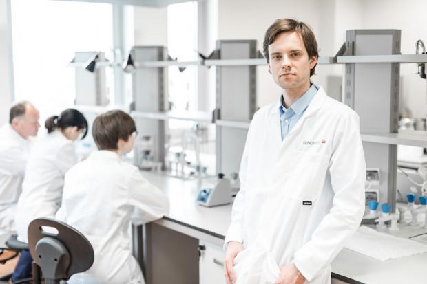 Polski start-up potrafi: laboratorium genetyczne zmieści się w kieszeni