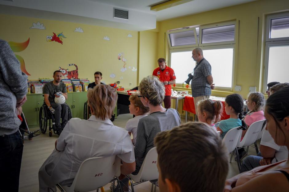 Częstochowa: szpital wdraża projekt społeczny, aby motywować do walki z chorobą