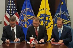 MZ powołało Zespół ds. współpracy naukowej z USA