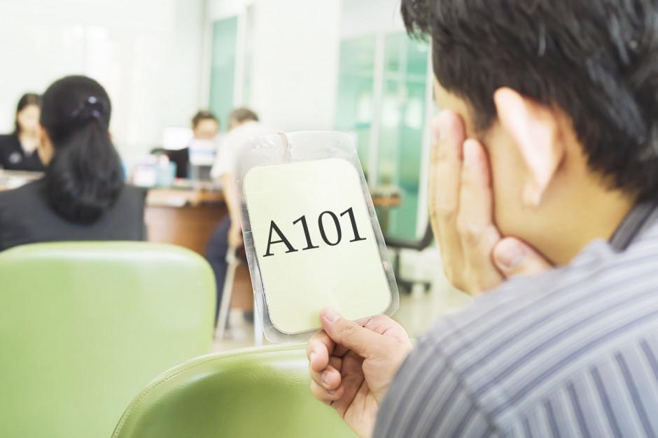 NFZ: projekt zarządzenia o realizacji umów w AOS - więcej pieniędzy za skrócenie kolejek