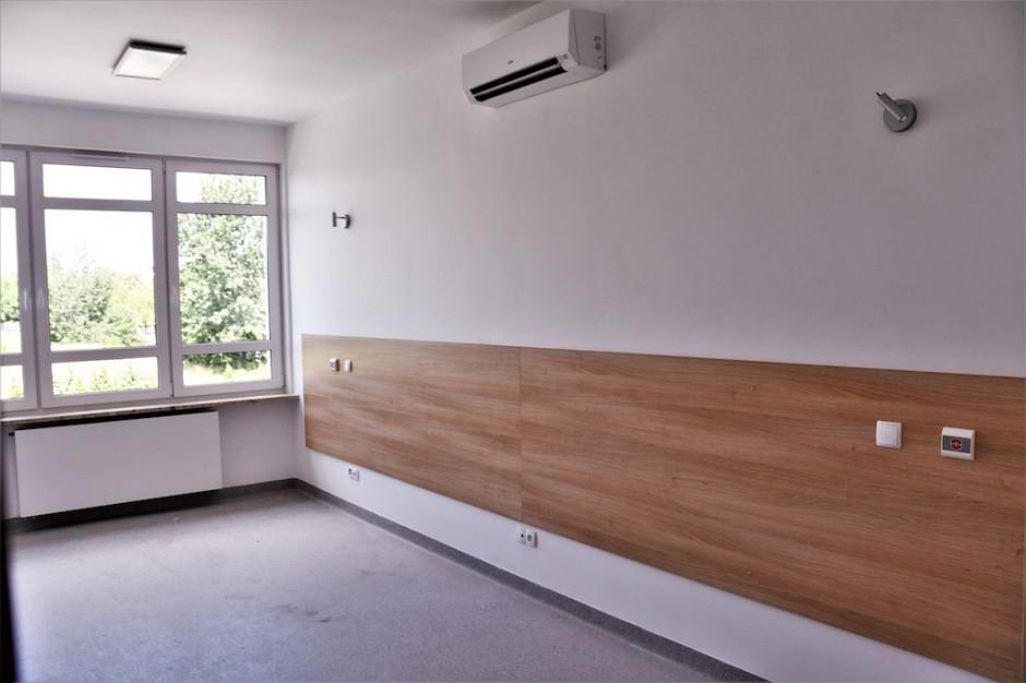 Radom: modernizacja przyszpitalnego ZOL-u zakończona