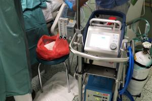 Opole: Uniwersytecki Szpital Kliniczny kupił sztuczne płuco-serce dla OAiIT