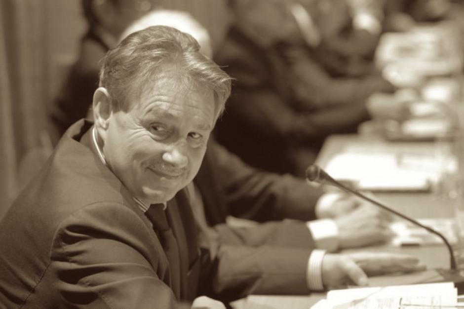 Zmarł dr Andrzej Włodarczyk