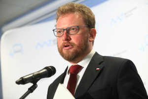 Szumowski o zrzucie ścieków do Wisły: może być zagrożone zdrowie ludzi