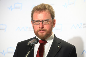"""Szumowski o spotkaniu w """"Dialogu"""": chcę poznać postulaty techników"""