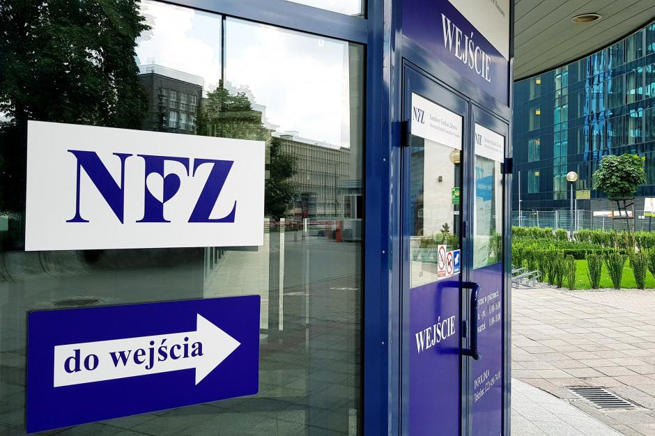 Informacja Centrali NFZ o wielkości kwoty refundacji