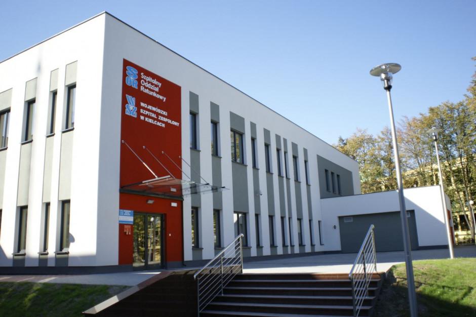 Kielce: rusza budowa pierwszego w regionie Centrum Urazowego dla dorosłych