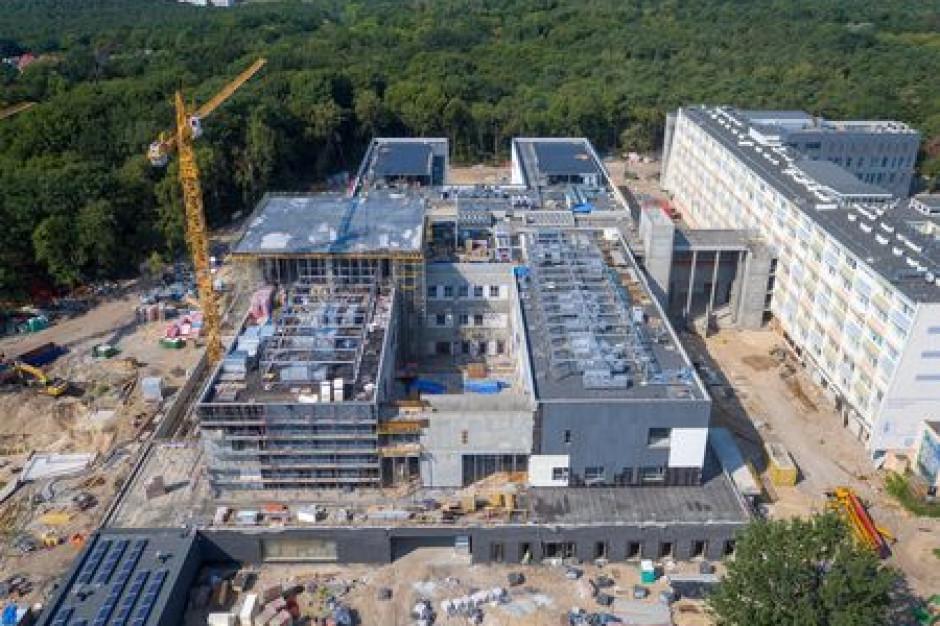 Toruń: szpital na Bielanach ma być superoszczędny i ''zielony''