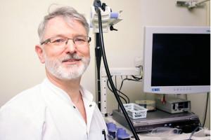 Tychy: zabiegi enteroskopii dwubalonowej w chorobach dróg żółciowych