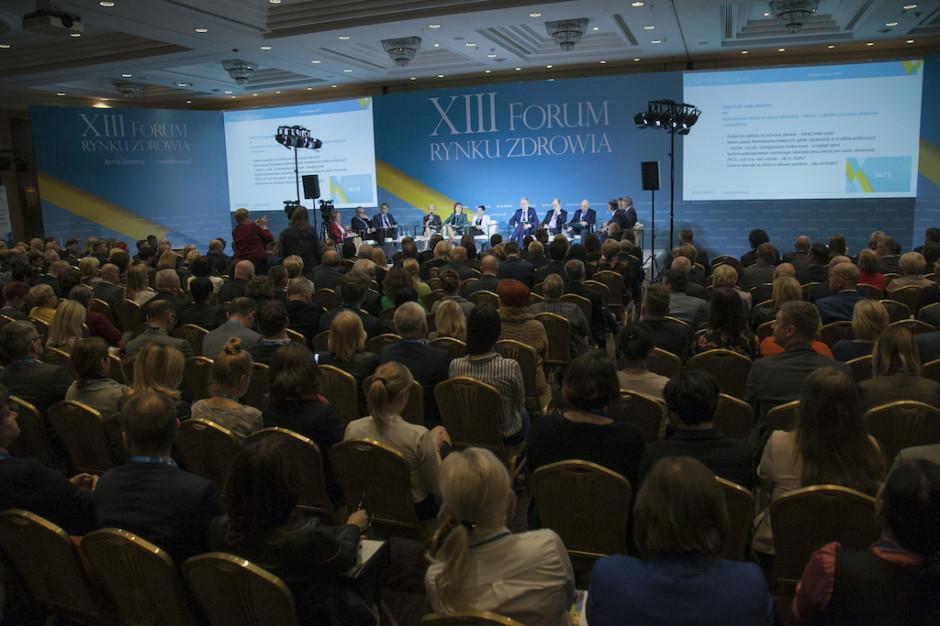 XV Forum Rynku Zdrowia: nie zabraknie sesji ważnych dla samorządowców