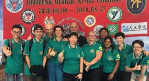 Poznańscy lekarze i studenci medycyny pomagają mieszkańcom Jawy