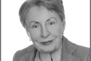 Odeszła Urszula Krzyżanowska-Łagowska, pierwsza prezes NRPiP