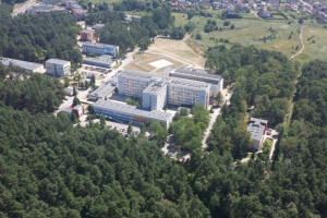 Mostostal Warszawa rozbuduje szpital w Gryficach