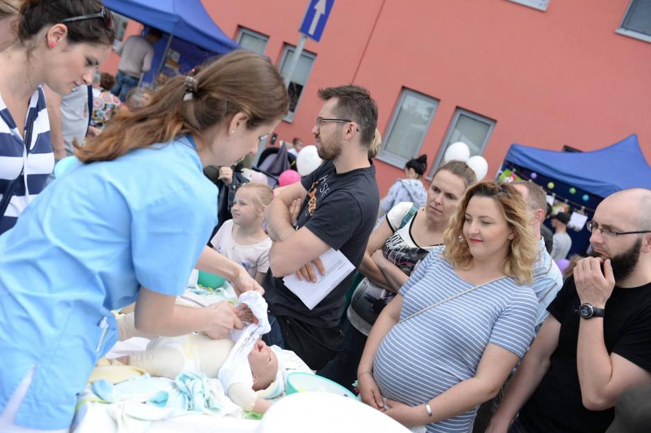 Rosnąca popularność porodówki w Zabrzu