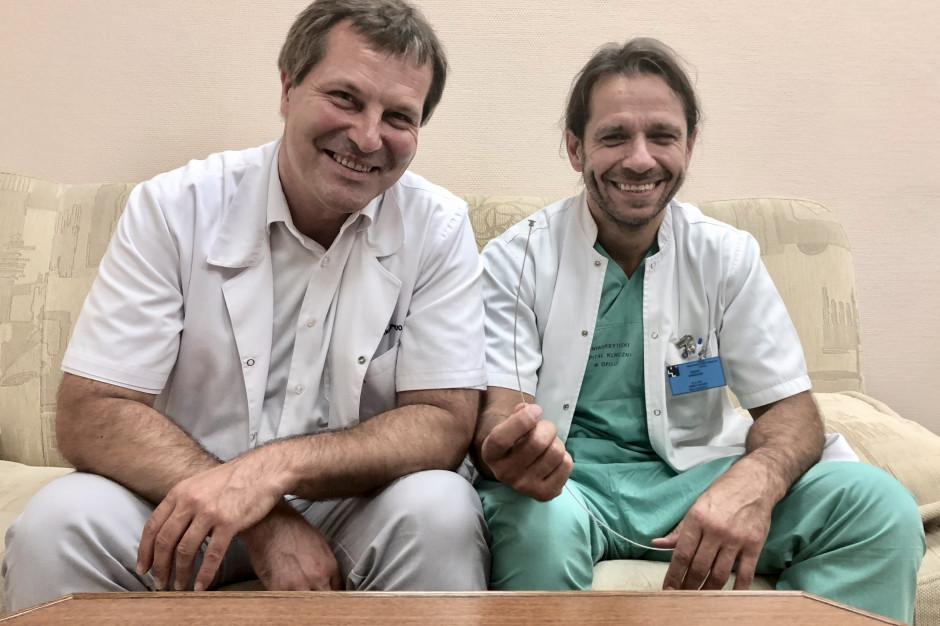 Opole: w USK naprawili sztuczną zastawkę w sercu bez otwierania klatki piersiowej