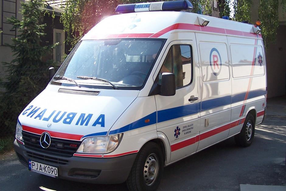 16 karetek pogotowia ratunkowego trafi do Małopolski