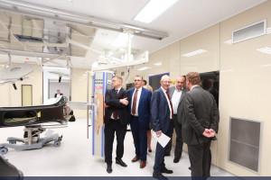 Rektor GUMed: pierwsi pacjenci nowego szpitala w tym roku