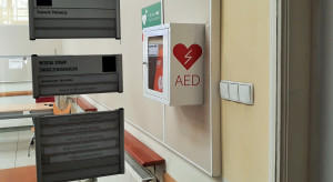 Zielona Góra: ponownie defibrylator w miejskim autobusie uratował życie pasażera