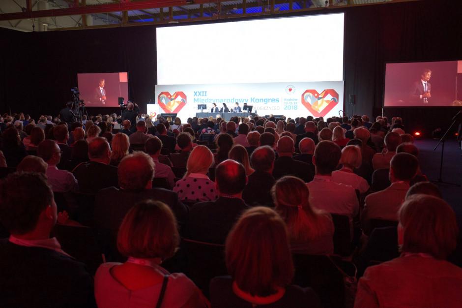 Kraków: kardiolodzy spotkali się na rekordowym kongresie PTK