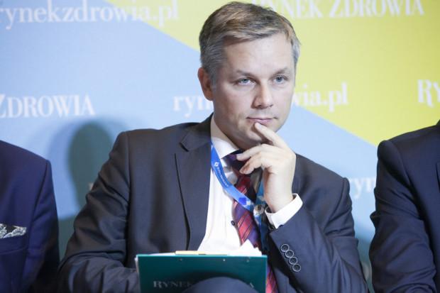 Michał Kępowicz: cyfrową dojrzałość budujmy także w ochronie zdrowia