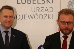 Minister zdrowia ogłosił w Lublinie pilotaż krajowego programu trombektomii mechanicznej