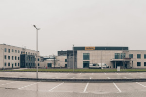 Otwarcie szpitala psychiatrycznego Drewnica w podwarszawskich Ząbkach