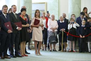 Prezydent wręczył nominacje profesorskie